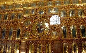 ヴェネツィア金の壁