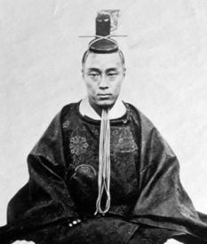 <江戸幕府最後の将軍徳川慶喜>