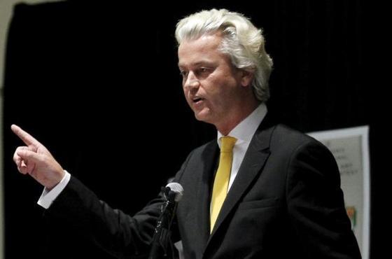 欧州への難民流入は「イスラムの侵攻」=オランダ極右政党党首