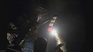米国シリア空爆