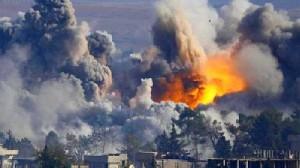 シリア攻撃